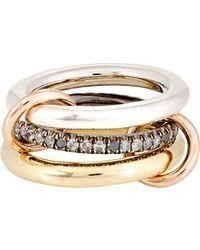 Spinelli Kilcollin | Orange Libra Ring Size 6 | Lyst