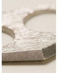 Kelly Wearstler | Metallic 'ionic' Ring | Lyst
