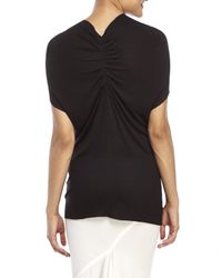 Givenchy - Black Rhinestone T-Shirt - Lyst