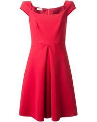 Pinko | Red Nerina Dress | Lyst