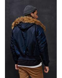 Alpha Industries - Blue N-2b Jacket for Men - Lyst