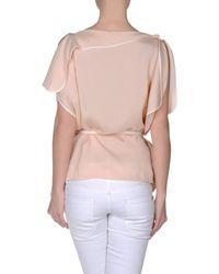 Chloé - Pink Top - Lyst