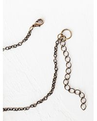 Free People | Multicolor Geography 541 Womens Simone Choker | Lyst