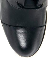 Wolverine | Blixen Black Heel Boots | Lyst