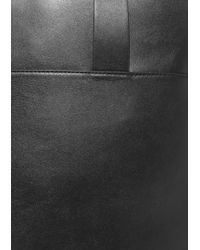 & Other Stories - Black Leather Shopper - Lyst