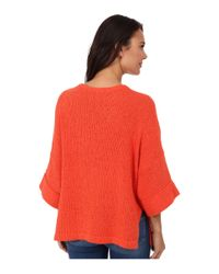 Free People - Orange You Found Me Tunic - Lyst