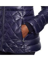 Ralph Lauren - Blue Full-zip Down Jacket - Lyst