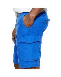 Ralph Lauren - Blue Classic-fit Cargo Short for Men - Lyst
