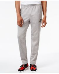 Adidas | Gray Men's Climawarm Tech Fleece Sweatpants for Men | Lyst