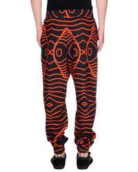 Christopher Kane - Orange Casual Trouser for Men - Lyst
