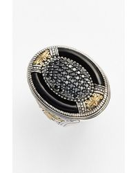 Konstantino | Metallic 'ismene' Cocktail Ring | Lyst