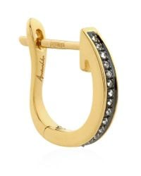 Annoushka - Metallic Eclipse Porcupine Hoop Earrings - Lyst