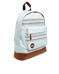 Mi-Pac - Gray Mi Pac Nordic Backpack - Lyst
