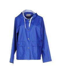 Vero Moda | Blue Jacket | Lyst