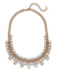 BaubleBar | Metallic Triple Ice Chain Strand | Lyst