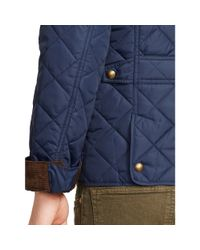 Polo Ralph Lauren | Blue Quilted Jacket for Men | Lyst