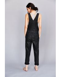 Calvin Klein - Black For Uo Waxed Overall - Lyst
