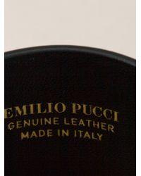 Emilio Pucci - Pink Twist Lock Cuff - Lyst
