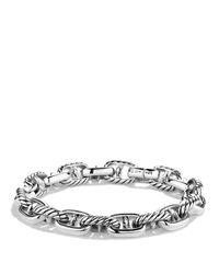 David Yurman | Metallic Maritime Anchor Link Bracelet | Lyst