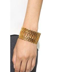 Gorjana | Metallic Layla Cuff Bracelet | Lyst