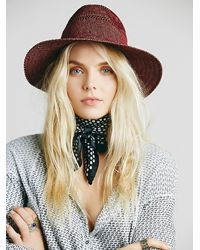 Free People - Purple Womens Mountain Rose H - Lyst
