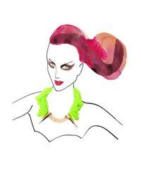 Maryam Keyhani | Green Marie-clothilde Necklace | Lyst