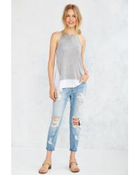 Kimchi Blue | Gray Under The Covers Cami | Lyst