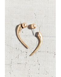 Urban Outfitters | Metallic Marisa Post Earring | Lyst
