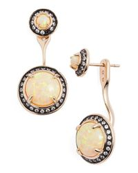 Kendra Scott - Metallic 'mystic Bazaar - Camilla' Drop Earrings - Lyst