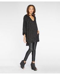 Threads For Thought - Black Mabel Poncho - Lyst
