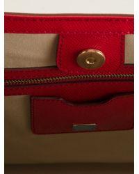 Dolce & Gabbana - Red 'Escape' Shopper Tote - Lyst
