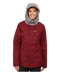 Oakley | Red Charlie 2 Biozone Insulated Jacket | Lyst