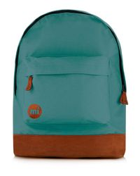 TOPMAN - Mipac Classic Green Backpack for Men - Lyst