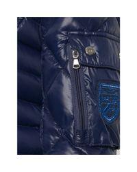 Ralph Lauren | Blue Long Packable Down Coat | Lyst