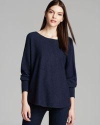 Joie - Blue Sweater Christelle Wool - Lyst
