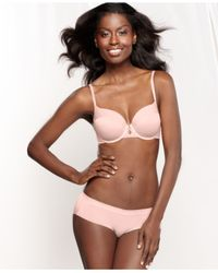 DKNY | Pink Fusion Perfect Coverage T-shirt Bra 453200 | Lyst