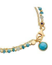 Astley Clarke - Blue Be Very Cool Friendship Bracelet - Lyst