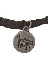 Venessa Arizaga | Black Queen Bee Friendship Bracelet | Lyst