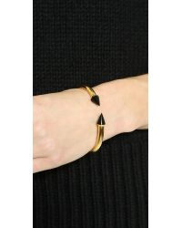 Vita Fede | Metallic Mini Titan Stone Bracelet | Lyst