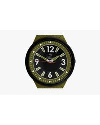 Tateossian - Racing Time Watch In Green for Men - Lyst