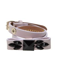 Schumacher | Pink Bracelet | Lyst
