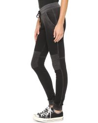 Cotton Citizen - Black The Biker Trouser Pant - Lyst