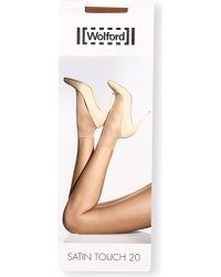 Wolford - Multicolor Satin Touch 20 Socks - For Women - Lyst