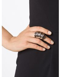 Vivienne Westwood | Brown 'Artemi' Ring for Men | Lyst