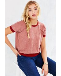 Project Social T - Brown Gymnasium Top - Lyst