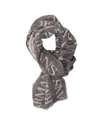 Armani Jeans | Brown Scarf for Men | Lyst
