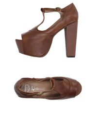 Jeffrey Campbell | Brown Sandals | Lyst