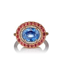Irene Neuwirth | Blue Mixed-gemstone Ring | Lyst