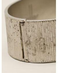Kelly Wearstler | Metallic 'Koa' Cuff | Lyst