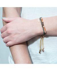 Tada & Toy - Multicolor Desert Bunch Of Bracelets - Lyst